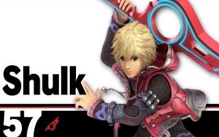 Shulk keert terug voor Super Smash Bros. Ultimate.
