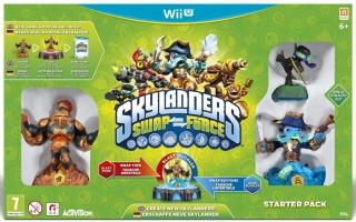 Het starterpakket dat je kunt kopen. Hierin zitten 3 Skylanders, de Portal en uiteraard de game!