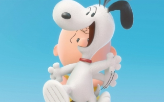 Snoopy en De Peanuts - De Film: Snoopy's Grote Avontuur: Afbeelding met speelbare characters