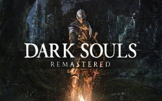 Leuk feitje: Dark Souls Remastered komt van de makers van Pac-Man en Drum 'n Fun.