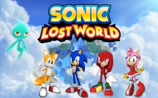 Speel met Sonic of 1 van zijn vrienden!