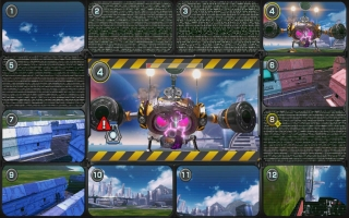 afbeeldingen voor Star Fox Guard