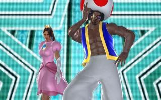 Nee hoor, dit is geen Smash Bros. Er zijn speciale Nintendo-kostuums beschikbaar!