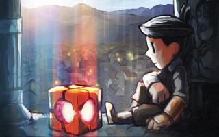 Verken een reusachtige toren met deze kleine jongen als hoofdpersonage.