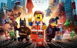 The LEGO Movie Videogame: Afbeelding met speelbare characters