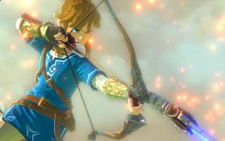 In dit grootse avontuur speelt men als Link, de persoon die niet helaas veel te vaak Zelda wordt genoemd.
