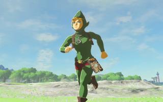 Link kan allemaal verschillende kostuums aandoen in Zelda Breath of the Wild.