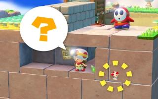In <a href = https://www.mariowii-u.nl/Wii-U-spel-info.php?t=Captain_Toad_Treasure_Tracker>Toad Treasure Tracker</a> heb je Amiibo Toad nodig om een zoek spelletje te starten.