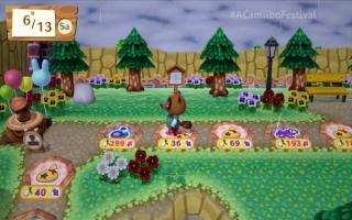 Gebruik de Tom Nook amiibo in <a href = https://www.mariowii-u.nl/Wii-U-spel-info.php?t=Animal_Crossing_amiibo_Festival>Animal Crossing amiibo Festival</a> om als hem te spelen!