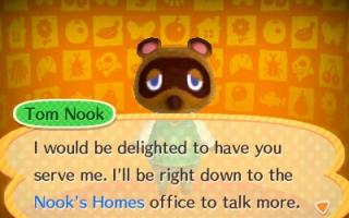 Ook kun je een huis voor hem ontwerpen in <a href = https://www.mario3ds.nl/Nintendo-3DS-spel.php?t=Animal_Crossing_Happy_Home_Designer>Animal Crossing Happy Home Designer</a>!