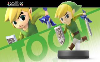 Toon Link sets sail for battle! Toon Link verschijnt in <a href = https://www.mariowii-u.nl/Wii-U-spel-info.php?t=Super_Smash_Bros_for_Wii_U>Super Smash Bros</a>. als vechter.