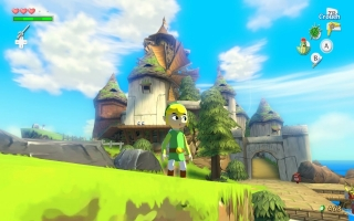 Toon Link is afkomstig uit <a href = https://www.mariowii-u.nl/Wii-U-spel-info.php?t=The_Legend_of_Zelda_The_Wind_Waker_HD>The Legend of Zelda: The Wind Waker HD</a>!