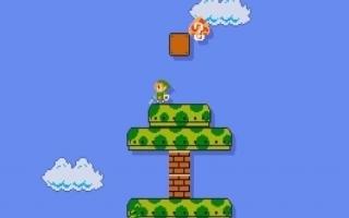 Zet zeil met Link in <a href = https://www.mariowii-u.nl/Wii-U-spel-info.php?t=Super_Mario_Maker>Super Mario Maker</a>!