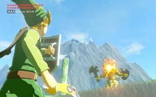 Verkrijg een Toon Link-outfit en een boemerang in <a href = https://www.mariowii-u.nl/Wii-U-spel-info.php?t=The_Legend_of_Zelda_Breath_of_the_Wild>The Legend of Zelda: Breath of the Wild</a>.