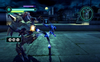 Transformers Prime The Game: Screenshot