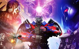 Ook in deze Transformers-game is het een strijd tussen de Autobots en Decepticons.