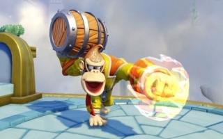 Dit figuurtje werkt ook met <a href = https://www.mariowii-u.nl/Wii-U-spel-info.php?t=Skylanders_Imaginators_Starter_Pack>Skylanders Imaginators</a>.