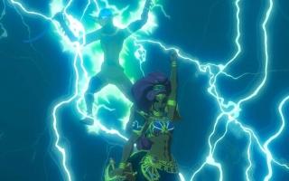 Urbosa is de Uitverkorene van de Gerudo en bestuurder van de Vah Naboris-titaan.