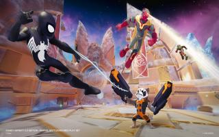 Vision - Disney Infinity 30: Screenshot