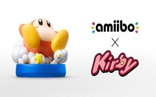 Waddle Dee uit de <a href = https://www.mariowii-u.nl/Wii-U-spel-info.php?t=Kirby_and_the_Rainbow_Paintbrush>Kirby</a>-serie krijgt zijn eigen amiibo!