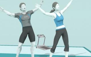 De Wii Fit Trainer is ook aanwezig in Super Smash Bros. Ultimate.