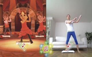 Wii Fit U is een geweldige manier om spelend aan je conditie te werken!