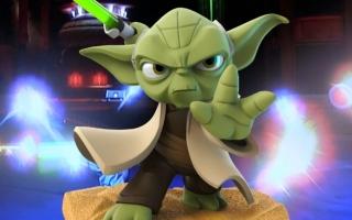 Yoda - Disney Infinity 3.0: Afbeelding met speelbare characters