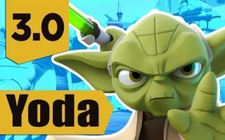 Ook Yoda maakt zijn debuut in de <a href = https://www.mariowii-u.nl/Wii-U-spel-info.php?t=Disney_Infinity>Disney Infinity</a>-serie!