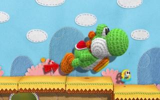 In het spel ren, spring en vlieg je door levels heen met deze doodschattige dino.