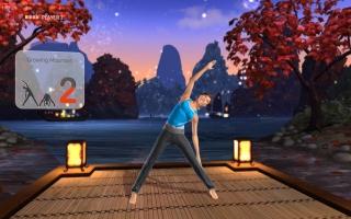 Deze game bestuur je met een combinatie van de Wii Remote en het Balance Board.