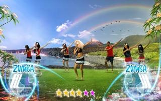 """Je gebruikt in dit spel de Wii Remote om te """"dansen"""", een beetje zoals in Just Dance."""