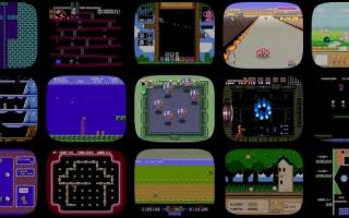 Een grote selectie bekende Nintendo-games!