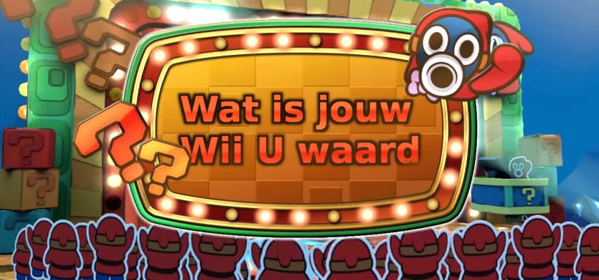 Wat is jouw Wii U waard?