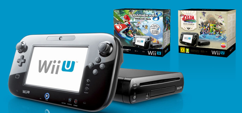 Wii U spelcomputers