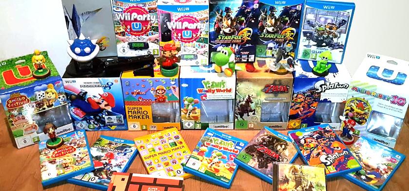 Speciale Wii U edities met amiibo